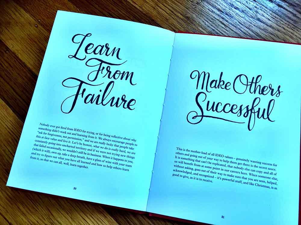 Little Book Of IDEO Design Culture Values Leadership