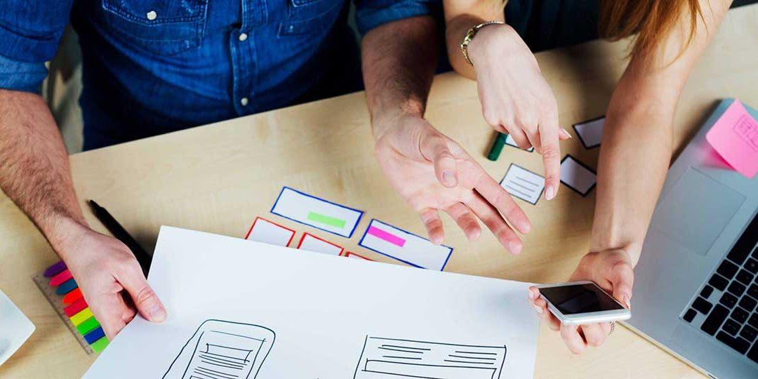 Three Models of Pair Design UX UI