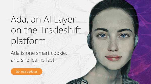 Tradeshift Ada Chatbot